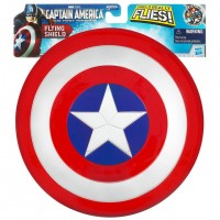 Captain America Flying Shield Frisbee For Throwing Review