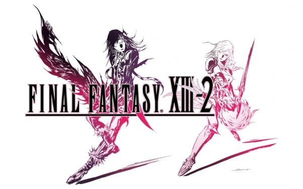 Final Fantasy XIII-2 English Trailer