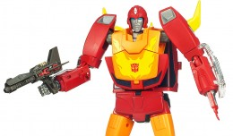 Transformers Masterpiece Rodimus Prime Hot Rod Toy