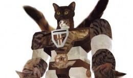 Voltron Cat Spotlight