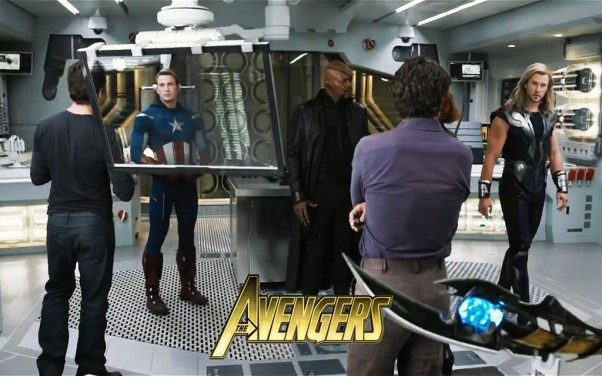 The Avengers Movie Trailer No 1 One Joss Whedon